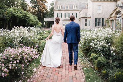 Emi Rose Studio Rochester NY Wedding Photographer George Eastman House Wedding Portraits