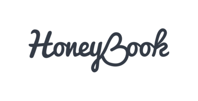 Honeybook Logo Black