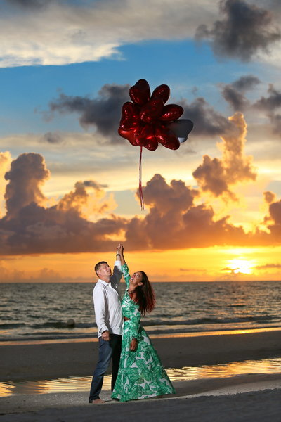 JW Marco Island Marriott Beach Weddings