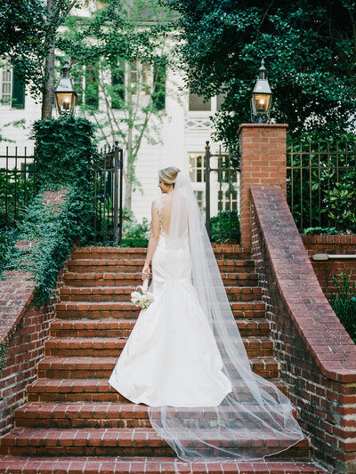 Duke Mansion Charlotte Wedding Photographers
