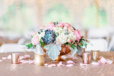 reception decor tips for the perfect northern michigan wedding