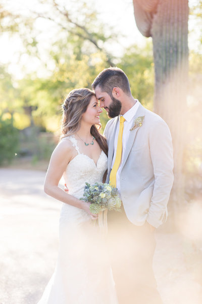 Dreamy Yellow Bohemian Desert Wedding  |  Round Lens PhotographyMarch86