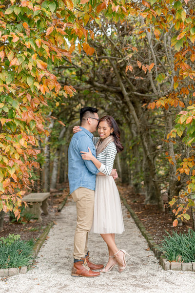 colonial williamsburg engagement session-3