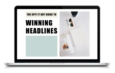 LAURA KELLY CO. | Spit It Out Guide to Winning Headlines on iPad-05