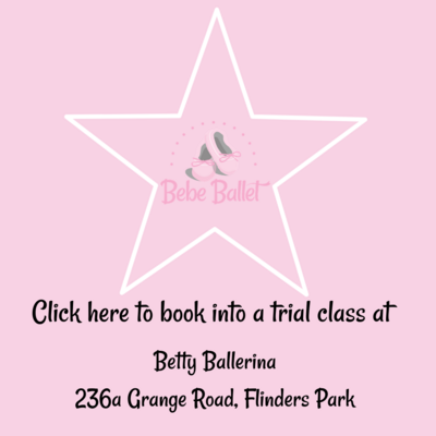 Betty Ballerina Click here Bebe Ballet