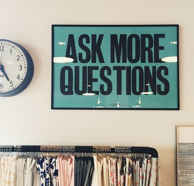 ask more questions edit