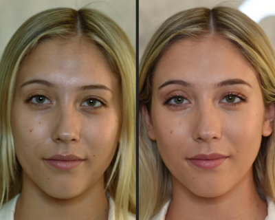before and after makeup for all occasions in San Jose, California