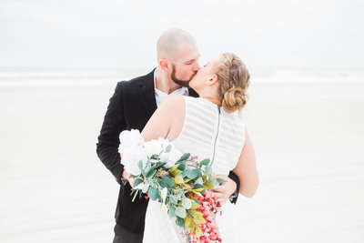 Daytona Beach Styled Shoot by Wedding Photographer Sidney Baker-Green