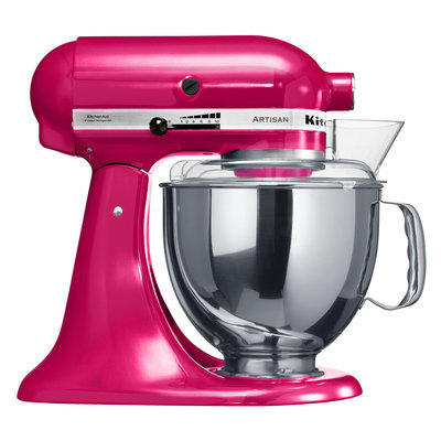 Favorites_Cassady K Photography_Hot Pink_Kitchen Aid_Mixer