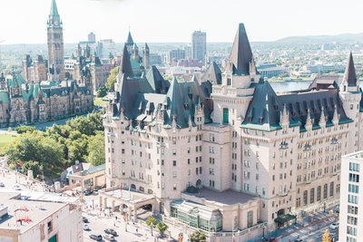 Chateau Laurier Wedding in Ottawa The Design Co Luxury Wedding