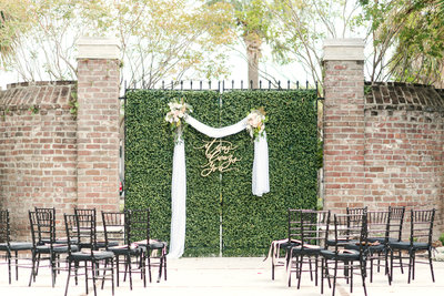 outdoor ceremony 3