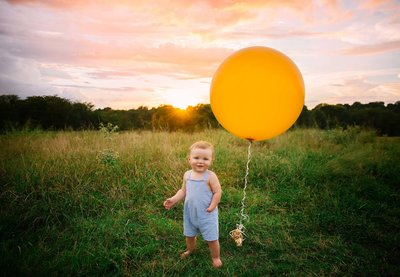 Baker-One Year-Balloon-r3