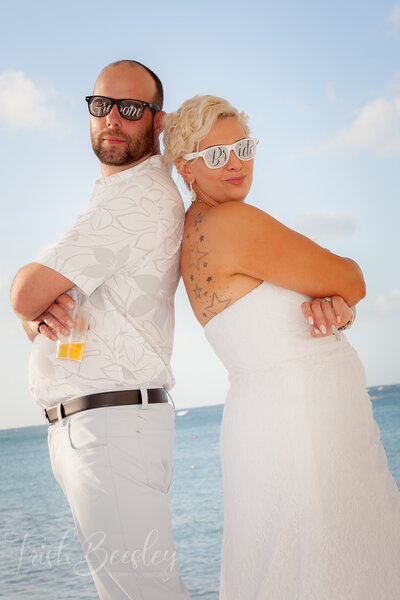 Trish Beesley Photography destination weddings in Montego Bay Jamaica.