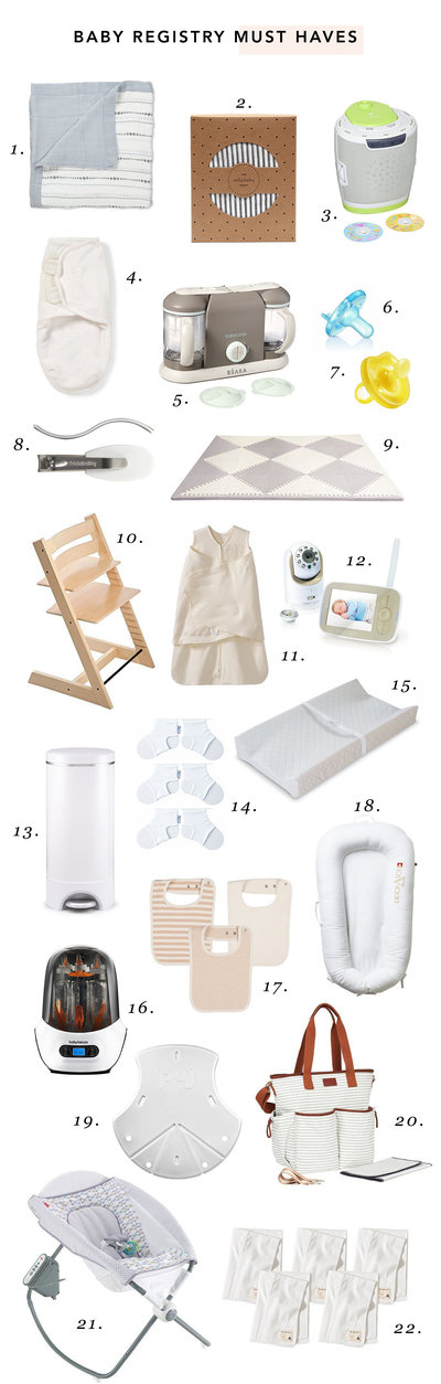 Registry_Must_Haves