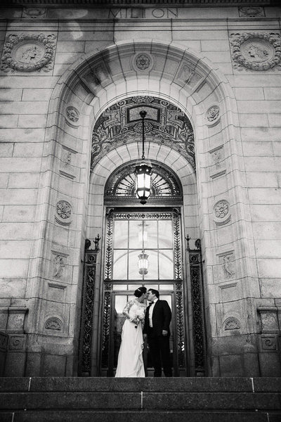 Downtown St. Louis Wedding