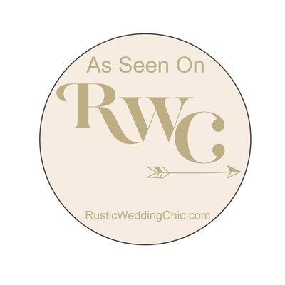 Baltimore Maryland wedding photographer published featured rustic weddings chic