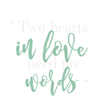 Two hearts Quote