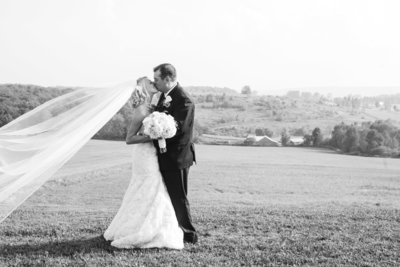 WNY Wedding Photographer Portrait HS Neckers Photography