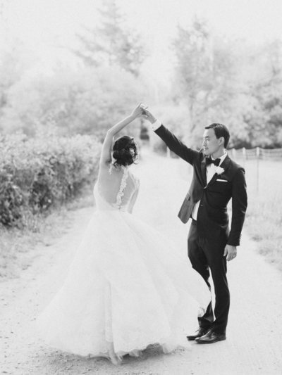 California Romantic Fine Art Wedding Photography at Chenoweth Woods \ Northern California Film Wedding Photographer_0197