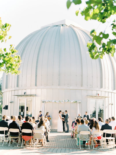 Natalie + Eric Chabot and Science Center Oakland Wedding 0113