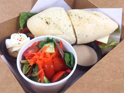 Whippt Catering - Boxed Lunch option