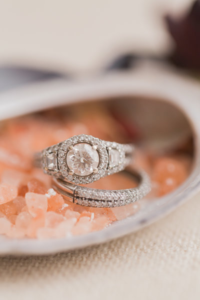 Wedding Rings for Maryland Wedding