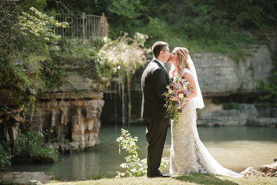 Dogwood Canyon Wedding