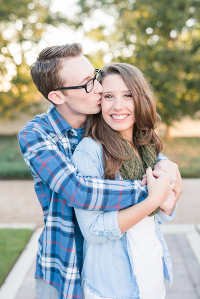College Station Texas engagement photography Reilly Lynn Photography