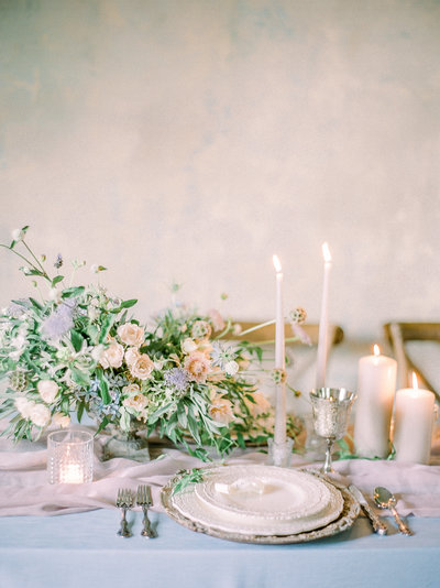 Raela is a Nashville wedding planner with a heart for fine art wedding design.