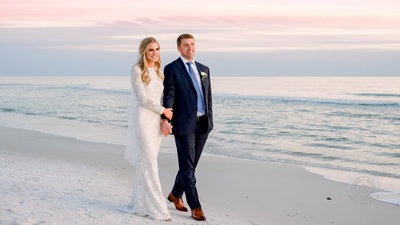 Rosemary Beach Wedding Videographer