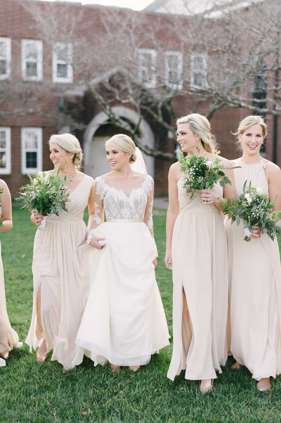 Portsmouth Wedding Bridal Party