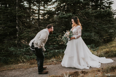 Olympic National Park PNW Intimate Wedding Elopement Planner
