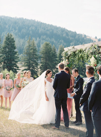 320 Ranch Wedding by Orange Photographie, Montana Wedding Photographers