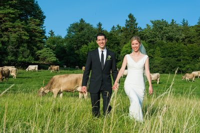 Shelburne Farms Vermont wedding photographer