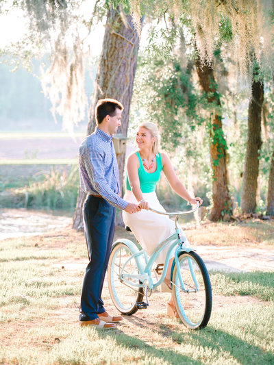 Pawleys Island Engagement Photography - Pawleys Island Engagement Pictures