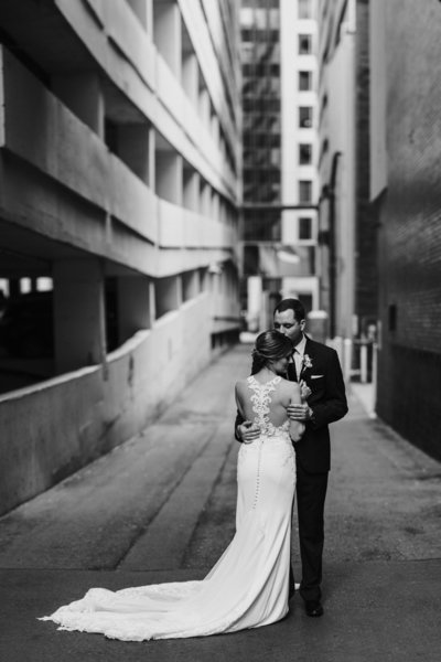 Charlotte Wedding Photography | Anchor and Veil 713