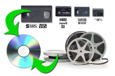 Digital Film Transfer.