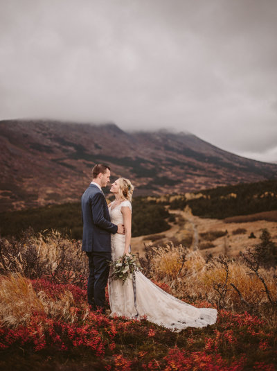 Alaska+Destination+Wedding
