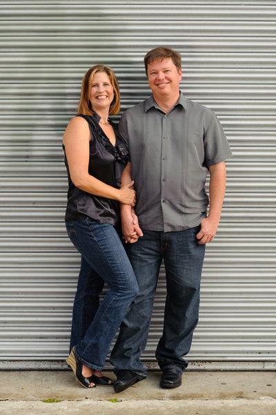 David and Kristina husband and wife cinematographers