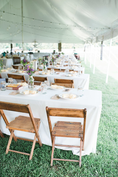 DIY Wedding Reception Captured by HS Neckers Photography