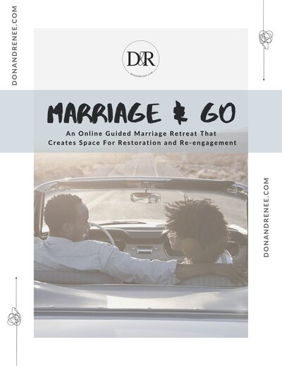 Marriage & Go Workbook