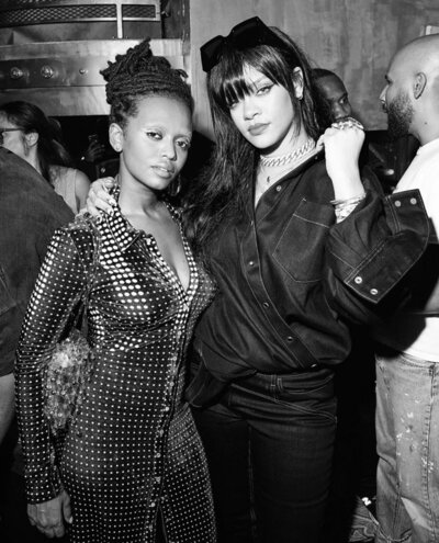 Kelela Rihanna   Paris Hair Stylist Artist Celebrity
