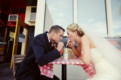 Calgary Milkshakes Wedding