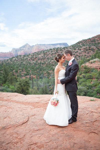 Jen & Steele Married 813