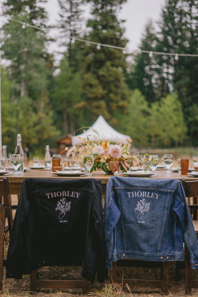 PNW Intimate Wedding Off Grid Boho