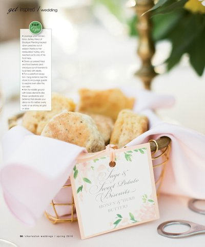 Charleston Weddings Magazine 3