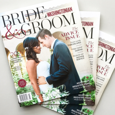Washingtonian Bride and Groom Summer:Fall 2017 COVER