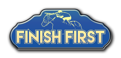 FinishFirstEquine_Logo