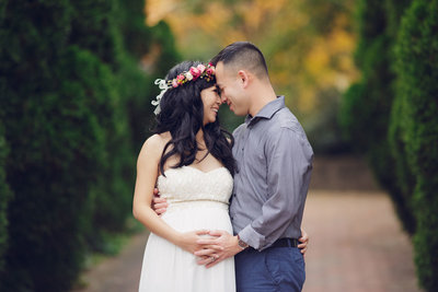 Memphis Maternity Photography by Jen Howell Photography