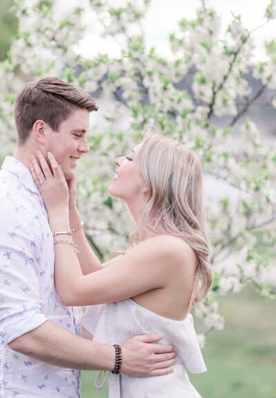 Spring Engagement Light & Airy-1-2